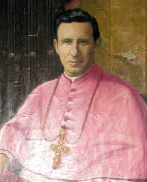 Bishop Edward Galvin