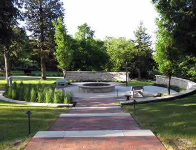 Columban Martyrs' Memorial Garden