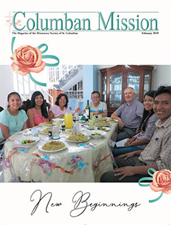 Columban Mission magazine, October 2018