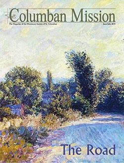 Columban Mission magazine, October 2018