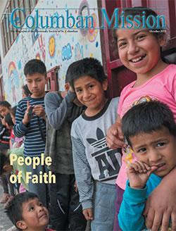Columban Mission magazine
